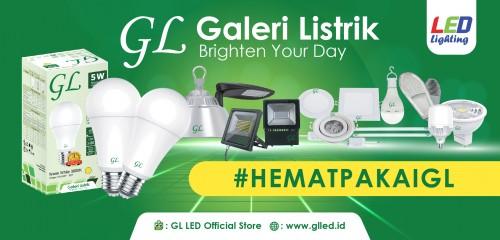 GL LED Lampu LED berkualitas Image